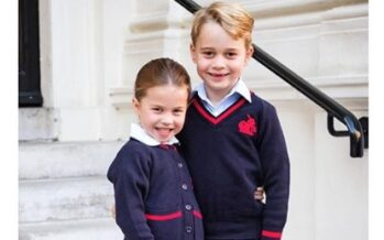 Prints William paljastab pere ühistegevuse: Prints George (6) ja printsess Charlotte (4) oskavad juba ujuda