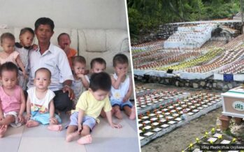 MEES, kes on matnud rohkem kui 16 000 läbi abordi surnud beebit ning päästnud ka sadu lapsi + Dokumentaalfilm!