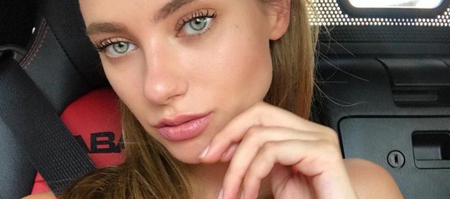 Modell Alexandra Tikerpuu paljastab SALADUSE: nii lööd modellinduses hästi läbi!