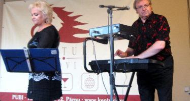 Hillar Kohv:  Tantsisin terve õhtu Anne Veski laulude ajal lava ees