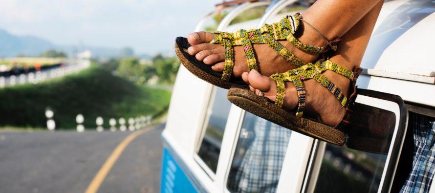 5 LIHTSAT ilurituaali, kuidas saada jalad suveks kauniks ja värskeks