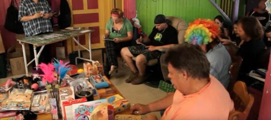 Soomes lööb laineid Pertti Mäki loodud dildo-bingo