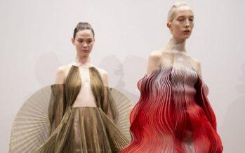 Iris van Herpeni MOEFILM Hypnosis + Iris van Herpen haute couture sügis 2019 kollektsioon
