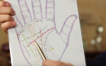 Hiromantia — käejoonte lugemise teadus. Mida räägivad sinu käejooned?
