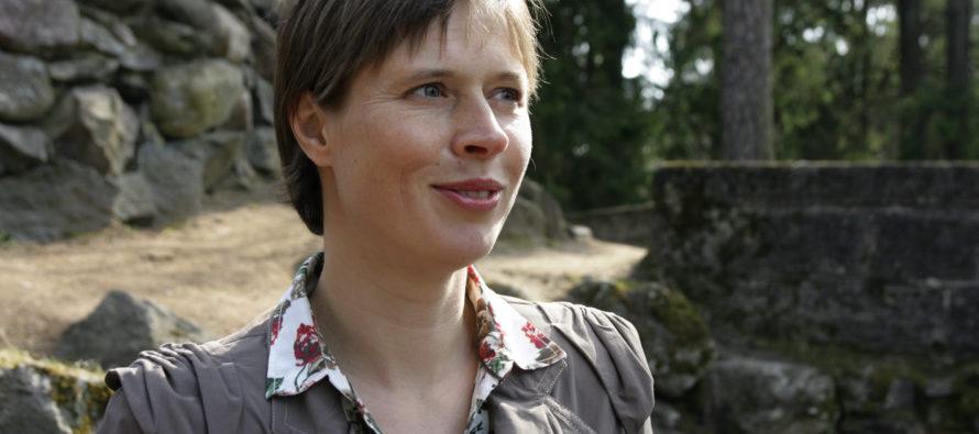Kersti Kaljulaidi lapsed on tublid nagu emagi