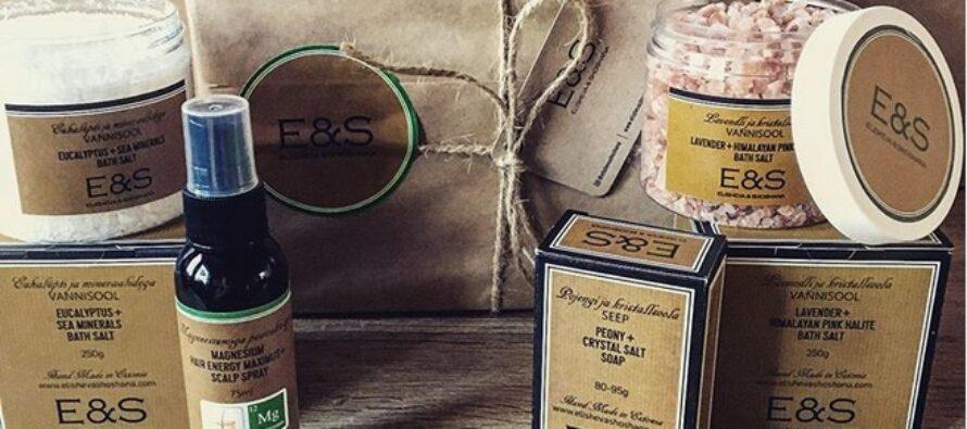 Elisheva & Shoshana gift box 2019 – meeldejääv ja armas käsitöökingitus selleks pühadehooajaks!