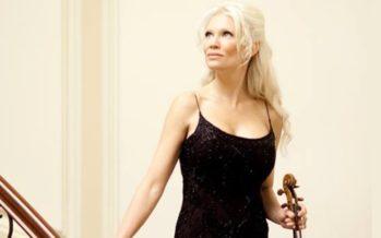 EKSKLUSIIVINTERVJUU: Linda Lampenius räägib avameelselt viiuldajakarjäärist, välimusega seotud survest, Hugh Hefnerist ja oma praegusest elust