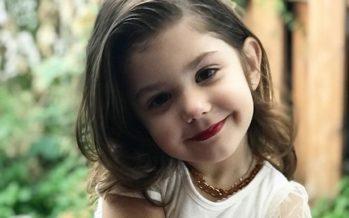 3-aastane Liriana kogub meigivideotega populaarsust. Teised aga mõistavad hukka! + FOTOD!