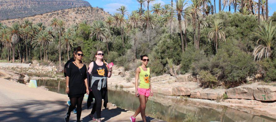 Helena-Reet: Järgmisel nädalal taas paari töötajaga Marokosse!