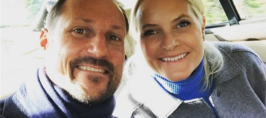 Norra kroonprintsess Mette-Marit kimbutanud salapärane haigus teada!