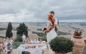 Palju õnne! Tanja Mihhailova ja Mikk Saar abiellusid!