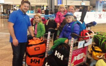 Soome pereisa Tuomo Meritniemi läks kolme lapse ja naisega reisile – eesmärk purjetada kuue aastaga ümber maailma!
