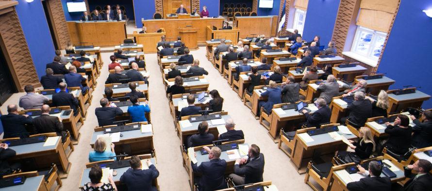 KUHU JA KUI PALJU RAHA PLAANITAKSE: Eesti Riigikogu võttis vastu 2017. aasta riigieelarve