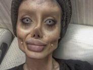 Angelina Jolie'le sarnaneda sooviv iraanlanna Sahar Tabar on teinud üle 50 ilulõikuse + SHOKEERIVAD FOTOD!