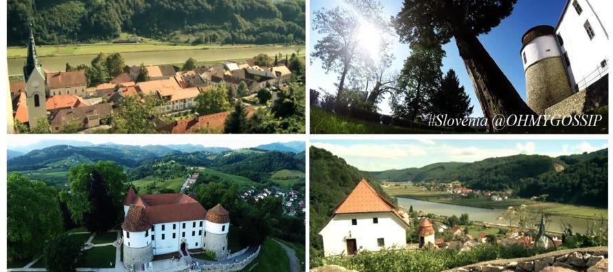 USA presidendi Donald Trumpi naise Melania kodulinn Sevnica Sloveenias on saamas uueks turismimagnetiks? + Sevnica fotod!