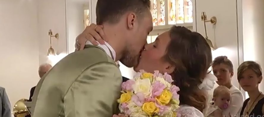 Palju õnne! Shanti Grand Uustalu ja Gowri on nüüd ametlikult abielus