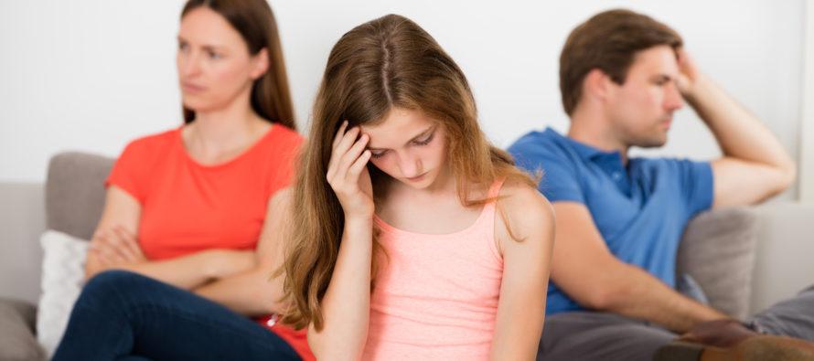 UURING: Stress paneb lapsevanema kasutama halvemaid kasvatusvõtteid