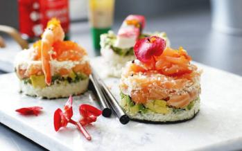 Uus trend toidugurmaanide seas – sushikook! Vaata FOTOSID!