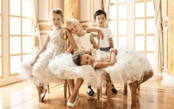 Eesti fotograaf Katrina Tang pildistas maailmakuulsa Harrodsi kaubamaja ajakirjale + FOTOD!