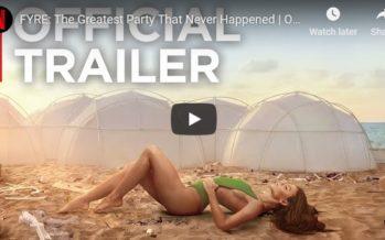 Verdtarretav DOKUMENTAALFILM sellest, kuidas maailma rikaste megapidu #fyrefestival lõppes täieliku katastroofiga + TRAILER!